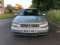 2004 Volkswagen Golf 1.6 **AUTOMATIC ** LONG MOT