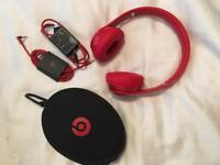 Beats solo2 wireless headphones WITH BOX