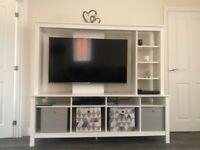 IKEA Tomnäs TV Storage Unit (including TV mounting bracket)