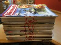 Nintendo magazines 36 in total