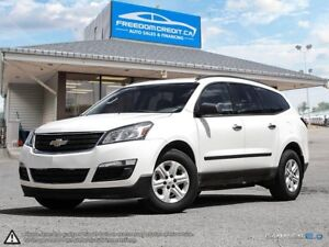 2015 Chevrolet Traverse LS Loaded in premium condition come see.