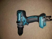 "NEW Makita XPH10Z 1/2"" Hammer Drill Driver 18V Lithium-Ion Replaces XPH01Z 2018"