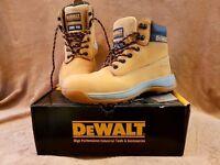 DeWart Steel Toe Cap Boots size 8
