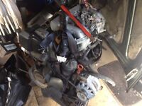 BARGAIN BUNDLE BMW E30 318i 1990 Engine, gearbox and complete running gear