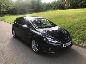 2009 SEAT LEON FR CR 2.0 DIESEL FOR SALE!!