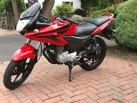 Honda cbf 125 ** REDUCED** **IMMACULATE CONDITION **