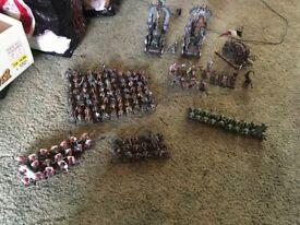 warhammer fantasy skaven full army