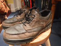 Men's Ecco leather shoes size 11 or 45