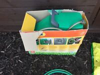 GARDEN HOSE ONLY TEN MONTHS OLD GREAT PRICE ONLY £40