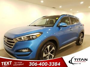 2017 Hyundai Tucson AWD|CAM|Leather|Sunroof|NAV