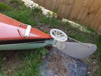 Tandem canoe for sale