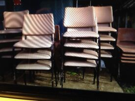 30 chairs
