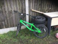 BMX Bike for sale. Good condition.