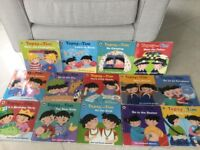 BUNDLE OF BOOKS (to suit young children)