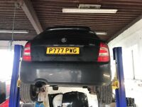 Skoda fabia vrs 1.9 tdi 05-plate!! BREAKING FOR SPARES ONLY!! Turbo sold!! Many parts for sale!!