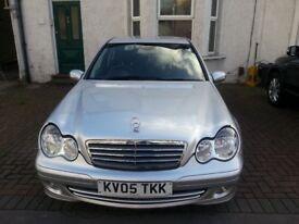 Mercedes Benz 1.8 Petrol Automatic C180 KOMPRESSOR CLASSIC £1600 ovno