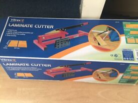 Vitrex Laminate Cutter Flooring Cuts up to 200mm Boxed