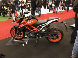2017 ktm 390 Duke ABS