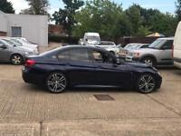 2017 UNRECORDED BMW 330D M SPORT PLUS EX DEMO LCI