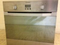 Indesit Integrated Electric Fan Oven