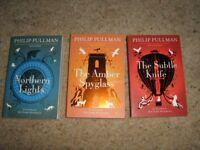 Philip Pullman-His Dark Materials-Practically Brand New