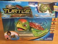 Robo Turtle Playset (Brand New)