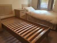 2 Single Beds - Everything included