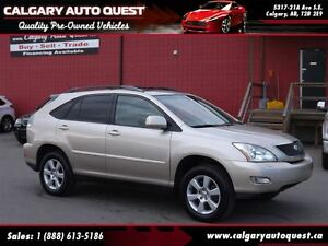 2004 Lexus RX 330 AWD / LEATHER / SUNROOF