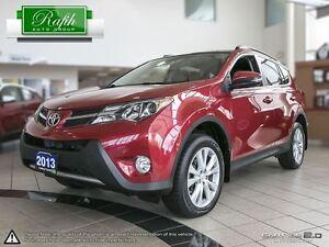 2013 Toyota RAV-4 LTD -