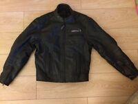 Leather Fieldsheer Motorcycle Jacket