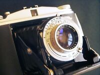 Agfa Isolette II Rare series 2 version. Solinar f3.5 lens!