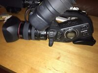 Canon XL H1 Video Camera with bag