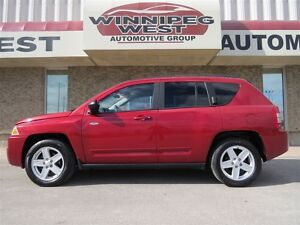 2010 Jeep Compass SPORT 4x4/NORTH EDITION, LOADED LOCAL TRADE!!
