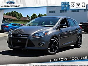 2014 Ford Focus SE**CRUISE*A/C *BLUETOOTH**