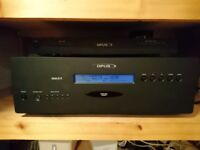 Opus MCU500 Multi-Room Controller v2.0 and 4 x DZM100 Digital Zone Amplifiers speakers in ceiling