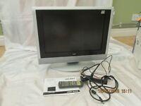 "Bush 19"" LCD TV monitor"