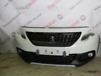 PEUGEOT 2008 SUV NEW MODEL FRONT BUMPER IN WHITE 2016-ON GENUINE PARTS