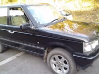 RANGE ROVER VOGUE SE (LPG gas converted, 51 plate)
