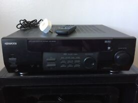 kenwood home cinema amplifier