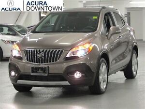 2015 Buick Encore SOLD - Delivered /Buick Warranty/Leather/AW