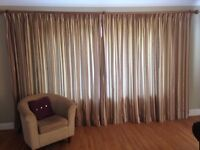 Curtains and poles