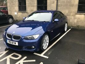 BMW 325D M SPORT 59 Plate - Le Mans Blue FSH, MOT May 2018 - New company car forces reluctant sale