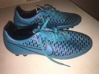 Nike magista Football boots size UK8.5 li