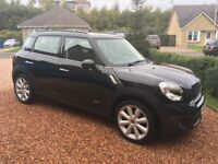 Mini Countryman Cooper S All4 (4x4) 2012 - Winter wheels and tyres!
