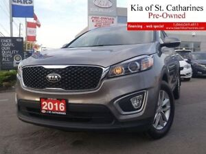 2016 Kia Sorento LX AWD | Heated Seat | Bluetooth | Rear Sensor