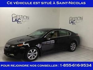 Acura Tl Gps Tech Package Gps Tech Pack 2012