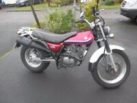 Suzuki van van 125