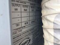 Grant oil combi boiler 26 e