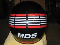 MDS crash helmet as new