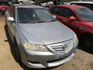 WRECKING 2003 MAZDA 6 FOR PARTS Willawong Brisbane South West Preview